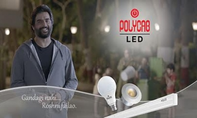 Polycab LED Society DC